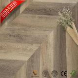Mejor precio de 12mm de alto brillo pisos laminados de madera de teca