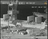 高品質の夜間視界のKamera長距離のPTZのズームレンズの赤外線熱カメラ