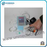 Monitor Etco2 portátil para uso veterinário