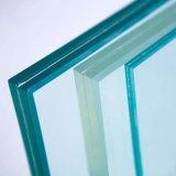 建築建物のための6.38-13.52mmの明確なか着色された緩和された安全薄板にされたガラス