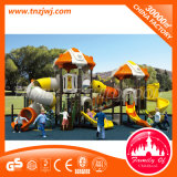 Parc d'attractions commerciaux Kids Playground Plastic Slide