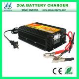 Cargador de batería elegante de 10A 12V con el CE aprobado (QW-B10A)