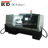 수평한 CNC 선반 (CK6140S)를 기계로 가공하는 정밀도 금속