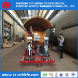 Mini posto de gasolina Patim-Montado posto de gasolina de enchimento da planta 2.5ton LPG LPG de 5cbm LPG