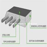 [ت1-ت4] درجة حرارة - [كنفور بلت] مقاومة مع بناء هيكل أو فولاذ حبل هيكل