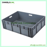 600x400x340mm ue Almacén de plástico estándar Euro Caja de almacenamiento