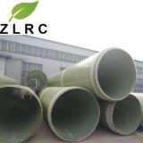 L'eau de résine époxy de pression de fibre de verre de FRP GRP et oléoducs composés Zlrc