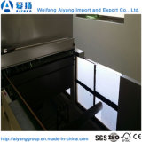 Armario de cocina de alto brillo UV de alta densidad tableros de partículas