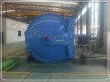 セリウムの証明書が付いている複合材料のための3000X6000mm中国のオートクレーブ