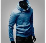 Il modo ha progettato il maglione della chiusura lampo messo un colletto l'inverno del poliestere