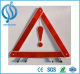 Triángulo de advertencia de LED, triángulo de seguridad reflectante LED, triángulo de advertencia de luz intermitente