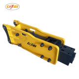 Sb45 Chislel diamètre 85mm brise roche hydraulique pour pelle 7-14tonne