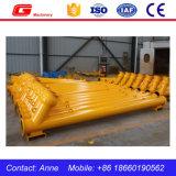 ISO/SGS de Transportband van de Schroef van de test/Spiraalvormige Transportband Lsy273