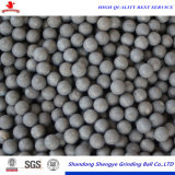 Gute Qualitätsreibende Media-Stahlkugel für Kleber-Pflanze