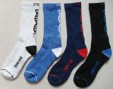 Высокие носки обжатия способа Quaity взрослый черные