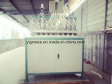 Linea di produzione di fabbricazione di plastica macchina della tazza della gomma piuma di ENV