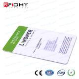 Precio de fábrica+13.56125kHz MHz RFID Tarjeta de doble frecuencia