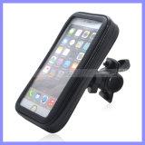 옥외 운동 방수 전면 커버 주머니 이동 전화 사례 iPhone Samsung 이동 전화를 위한 5.5 인치 자전거 상자