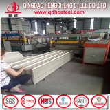 Лист толя CGCC покрынный цинком Prepainted Corrugated стальной