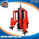二重機械シールの浸水許容の砂の浚渫機ポンプ販売