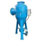 Filtro industrial del separador de agua de la arena del ciclón