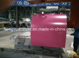 Цвет PPGI бабочки Prepainted гальванизированная стальная катушка для листа крыши