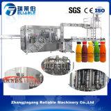 3 automáticos em 1 máquina de engarrafamento concentrada do suco