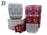 PE laminada de rollo de papel de azúcar en la película, rollos de película laminada de papel, papel recubierto de PE para el Envasado de azúcar