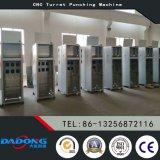 CNC van Dadong D-T50 de Machine van de Pers van de Stempel van het Torentje