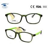 De ovale Zachte Comfortabele Glazen van het Oog van de Baby van de Frames van de Jonge geitjes van het Frame van de Oogglazen van het Silicone Eyewear Optische (TR1313)