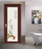 Qualitäts-Aluminiumflügelfenster-Tür für Badezimmer