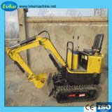 Nuevo 1000kg Evcavator Mini excavadora de cadenas de los precios de China