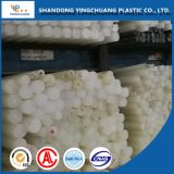 Anti-uv en Hoge Glijdende Grijze Plastic Staven