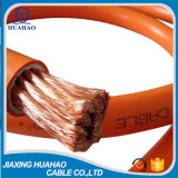 두 배 PVC Jacket Copper Condcutor Welding Cable (50mm2 70mm2 95mm2)