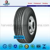 Neumáticos radiales sin tubo del carro de la serie R22.5