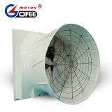 SMC em alumínio fundido de fibra de Ventilação de lâminas integradas para a casa de suínos com efeito de estufa