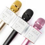 Q7 노래해 가정 KTV를 위한 Bluetooth 스피커와 가진 휴대용 Karaoke 마이크