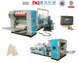 Ordenador principal que vende la fábrica de máquina plegable de la fabricación de papel de la toalla de mano