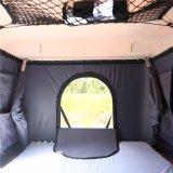Tenda dura piegante della parte superiore del tetto delle coperture del rimorchio di campeggiatore con la cremagliera per accamparsi