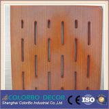 Pannello acustico Grooved di legno di Controal di disturbo