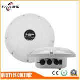 Configuração direcional do leitor de cartão ativo do elevado desempenho RFID na antena