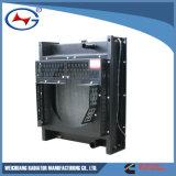 Radiador de aluminio modificado para requisitos particulares serie de la refrigeración por agua de Kta19-G8-5 Cummins