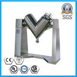 Misturador do aço inoxidável V para o pó