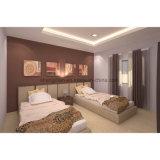 ホテルのアパートの家具のクイーンサイズの寝室の家具の一定のダブル・ベッド