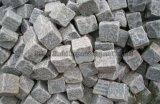 安いG684花こう岩の敷石の立方体の石