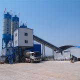 60m3/H Concrete het Groeperen van Conyever van de riem Installatie in India