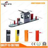 Estacionamento de RFID de alto desempenho de sistema com leitor UHF e etiqueta