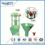 Dispensador de alimentación de la Copa cuantitativas 6 /8 litro de Piensos ajustable