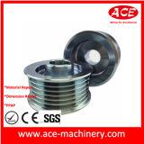 Шкив пояса CNC продукта OEM подвергая механической обработке алюминиевый