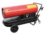 Gases com efeito de aquecimento do óleo de equipamento /Aquecedor de Ar Eléctricos